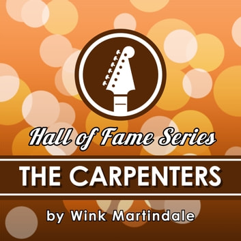 Carpenters, The audiobook by Wink Martindale