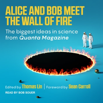 Alice and Bob Meet the Wall of Fire - The Biggest Ideas in Science from Quanta audiobook by