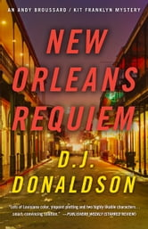 New Orleans Requiem ebook by DJ Donaldson