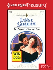 Indecent Deception ebook by Lynne Graham