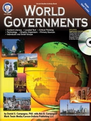 World Governments, Grades 6 - 12 ebook by Daniel S. Campagna, Ph. D.