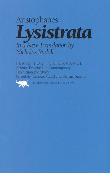 lysistrata by aristophanes a personal opinion essay