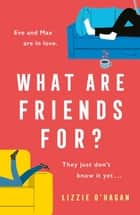 What Are Friends For? - The will-they-won't-they romance of the year! ebook by Lizzie O'Hagan