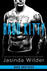 Badd Kitty ebook by Jasinda Wilder