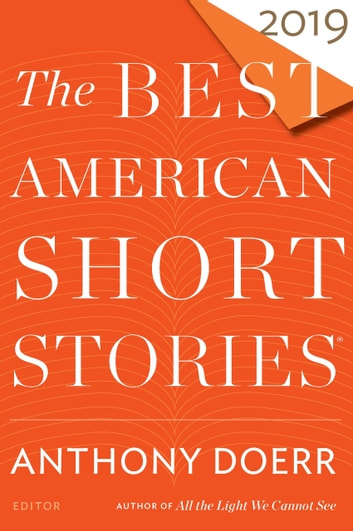 The Best American Short Stories 2019 eBook by