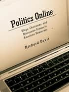 Politics Online ebook by Richard Davis