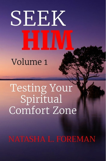 SEEK HIM Volume 1 - Testing Your Spiritual Comfort Zone ebook by Natasha L Foreman