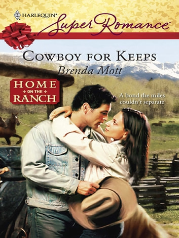 Cowboy for Keeps ebook by Brenda Mott