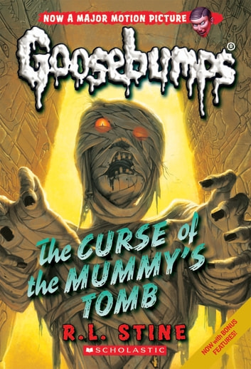 The Curse of the Mummy's Tomb ebook by R.L. Stine