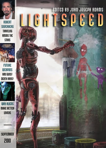 Lightspeed Magazine, September 2010 eBook by John Joseph Adams,Geoffrey A. Landis,Robert Silverberg