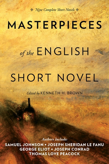 Masterpieces of the English Short Novel - Nine Complete Short Novels ebook by