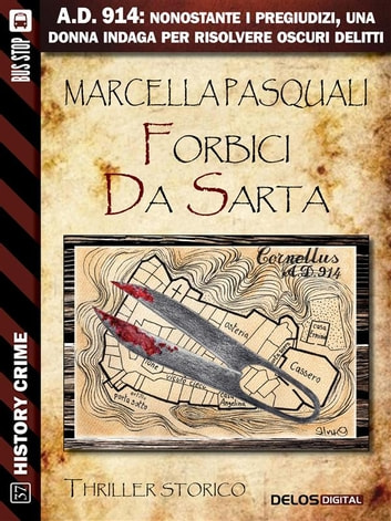 Forbici da sarta ebook by Marcella Pasquali