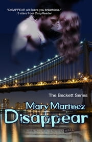 Disappear ebook by Mary Martinez