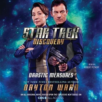 Star Trek: Discovery: Drastic Measures audiobook by Dayton Ward