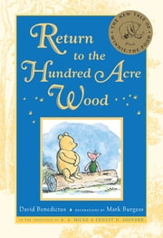 Return to the Hundred Acre Wood ebook by David Benedictus,Mark Burgess