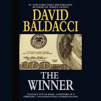The Winner audiobook by David Baldacci