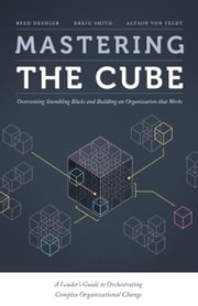 Mastering the Cube - Overcoming Stumbling Blocks and Building an Organization that Works ekitaplar by Reed Deshler, Kreig Smith, Alyson Von Feldt