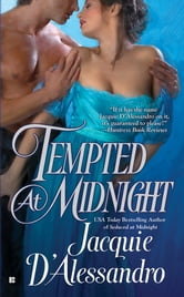 Tempted At Midnight ebook by Jacquie D' Alessandro