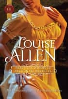 Practical Widow to Passionate Mistress ebook by Louise Allen