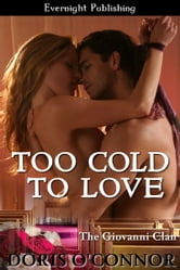 Too Cold to Love ebook by Doris O'Connor