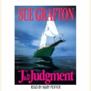 J Is For Judgment audiobook by Sue Grafton