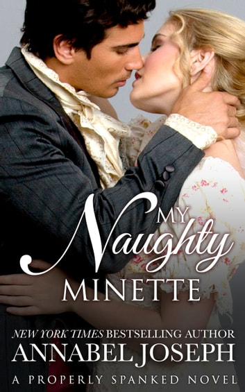 My Naughty Minette ebook by Annabel Joseph