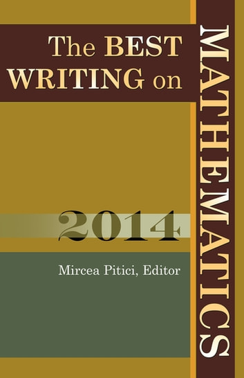 The Best Writing on Mathematics 2014 ebook by