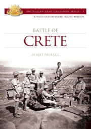 Battle of Crete ebook by Albert Palazzo