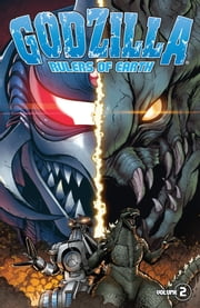 Godzilla: Rulers of Earth, Vol. 2 ebook by Mowry,Chris; Zornow,Jeff; Frank,Matt