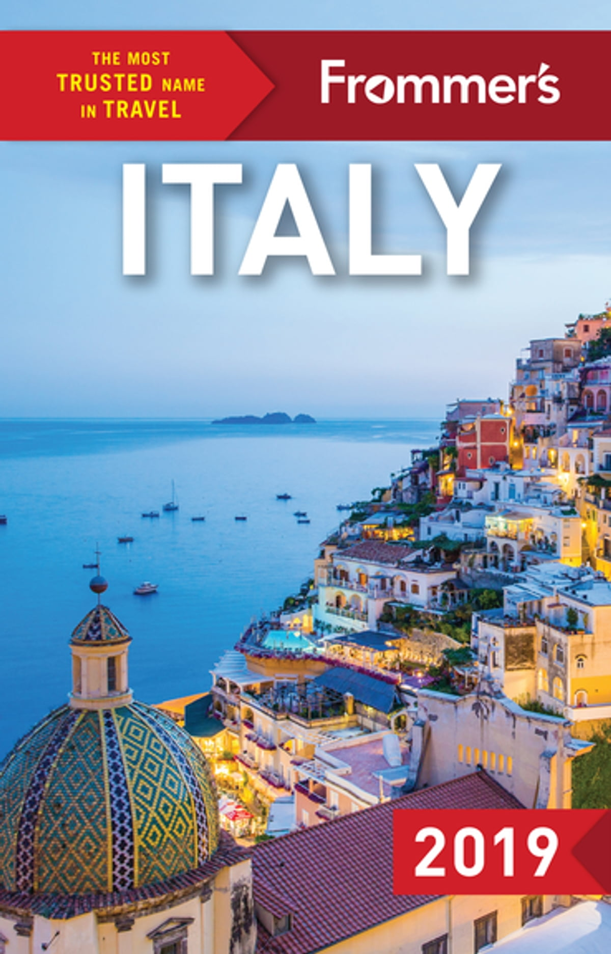 Frommers Naples and The Amalfi Coast Day by Day (Frommers Day by Day - Pocket)