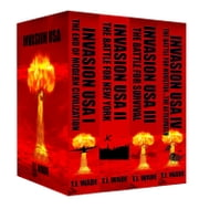 INVASION USA Boxed set of all 4 Novels ebook by T I Wade