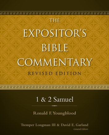 1 and 2 Samuel ebook by Ronald F. Youngblood,Tremper Longman III,David E. Garland