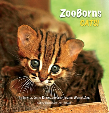 ZooBorns Cats! - The Newest, Cutest Kittens and Cubs from the World's Zoos ebook by Andrew Bleiman,Chris Eastland