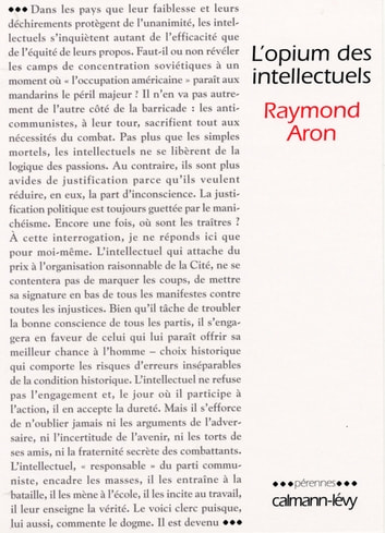 L'Opium des intellectuels ebook by Raymond Aron