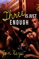 Three is Just Enough ebook by Jon Keys