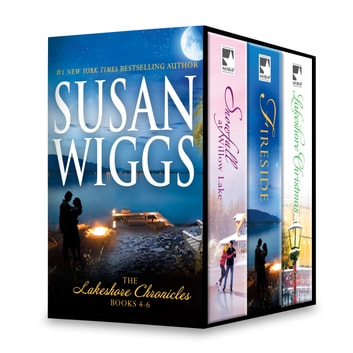 Susan Wiggs Lakeshore Chronicles Series Books 4-6 - An Anthology ebook by Susan Wiggs