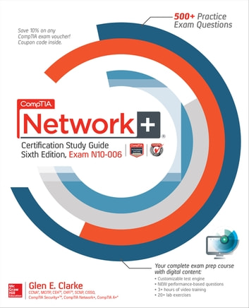Comptia network certification study guide sixth edition exam n10 comptia network certification study guide sixth edition exam n10 006 ebook by fandeluxe Choice Image