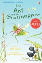 The Ant and the Grasshopper: Usborne First Reading: Level One ebook by Katie Daynes, Merel Eyckerman