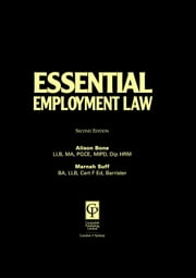 Essential Employment Law ebook by Suff