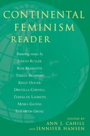 Continental Feminism Reader ebook by