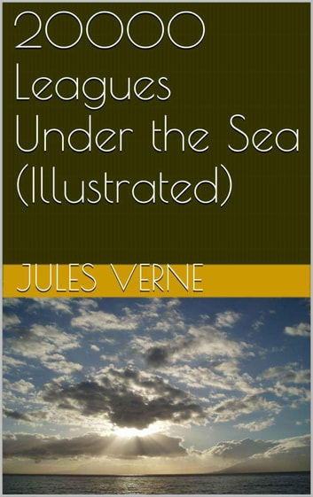 a literary analysis of 20000 leagues under the sea by jules verne