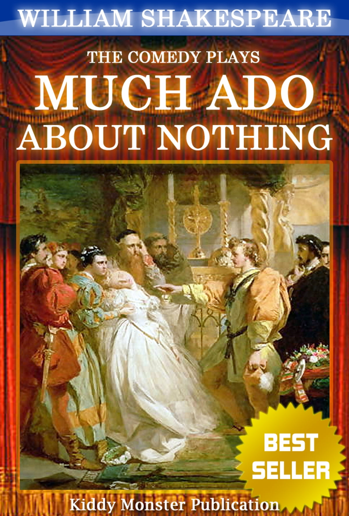 an analysis of the play much ado nothing by william shakespeare Much ado act 1 scene 1 william shakespeare  full scene summary via hudson shakespeare company:  much ado about nothing (characters of the play.