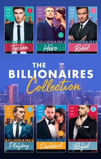The Billionaires Collection (Mills & Boon e-Book Collections) 電子書籍 by Carol Marinelli,Maya Blake,Rachael Thomas,Caitlin Crews,Sharon Kendrick,Kate Hewitt,Jennifer Hayward,Maisey Yates,Maureen Child,Julia James,Lauren Canan,Michelle Conder,Olivia Gates,Abby Green,Catherine Mann