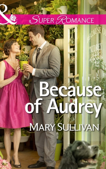Because of Audrey (Mills & Boon Superromance) 電子書 by Mary Sullivan