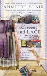 Larceny and Lace ebook by Annette Blair