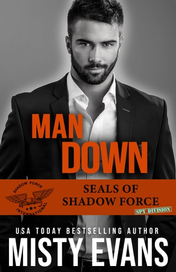 Man Down ebook by Misty Evans