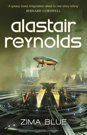Zima Blue ebook by Alastair Reynolds