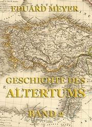 Geschichte des Altertums, Band 2 eBook by Eduard Meyer