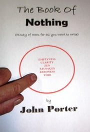 The Book Of Nothing ebook by John Porter