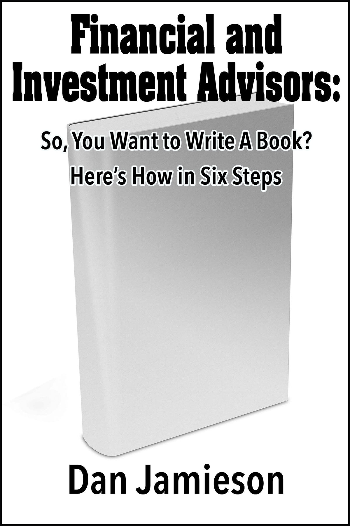 how to write a investment book for kindle